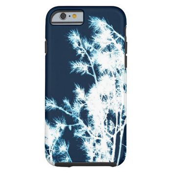 nature art blue and white iphone cases tough iPhone 6 case
