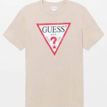 Guess Classic Triangle T-Shirt at PacSun.com