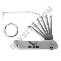 Pocket Lock Pick Set