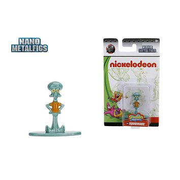Jada Nano Figures Nickelodeon Figure NK4 Spongebob Squarepants Squidward