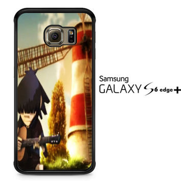 Gorillaz feel good inc cover A1613 Samsung Galaxy S6 Edge Plus Case