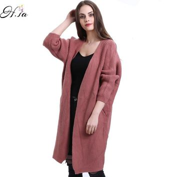Women Spring Cardigans Sleeve Casual Beige Sweater Knitted Jumper Cardigans Cardigan