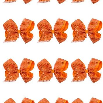 "6"" Sequin Bows"