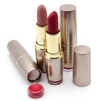 Matte Moisturizing long Lasting Lip Stick Set