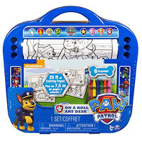 Paw Patrol, On A Roll Art Desk
