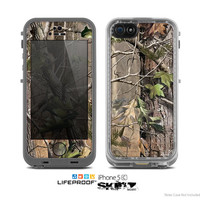 The Real Tree Camo Skin for the Apple iPhone 5c LifeProof Case