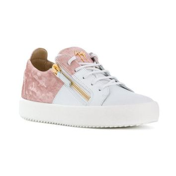 DCCKIN3 Giuseppe Zanotti Design Nicki Low Top Sneakers