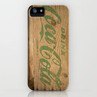 Drink Coca Cola iPhone Case by Irène Sneddon | Society6