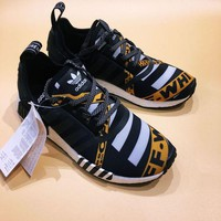 Off-White Adidas NMD R1 Fashion Trending Running Sports Shoes Sneakers