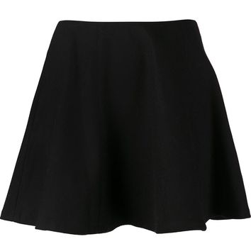 Theory 'Merlock' structure skirt