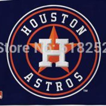 MLB Houston Astros Flag 3x5 FT 150X90CM