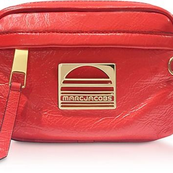 Marc Jacobs Genuine Leather Sport Belt Bag