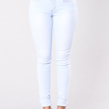 Rack City Jeans - Light
