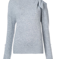 Derek Lam 10 Crosby Sweater With Tie Detail - Farfetch