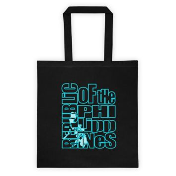 Republic of the Philippines Tote bag