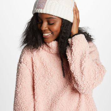 Blossom Ombre PomPom Hat