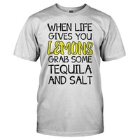 When Life Gives You Lemons, Grab Some Tequila and Salt