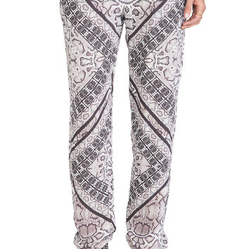 Twelfth Street By Cynthia Vincent Jogger Pants in Gray