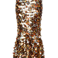 Sequin Paillette Skirt | Moda Operandi