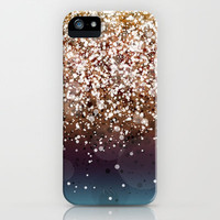 Glitteresques XIV iPhone & iPod Case by Rain Carnival