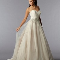 KleinfeldBridal.com: Danielle Caprese: Bridal Gown: 32812273: Princess/Ball Gown: Natural Waist