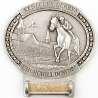 Churchill Downs Track Dirt Ornament | Kentucky Derby Museum Gift Shop