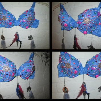 Dreamcatcher Rave Bra 36B