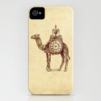 Desert Time iPhone Case by Eric Fan | Society6