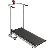 Treadmill Portable Folding Incline Cardio Fitness Exercise Home Gym Manual
