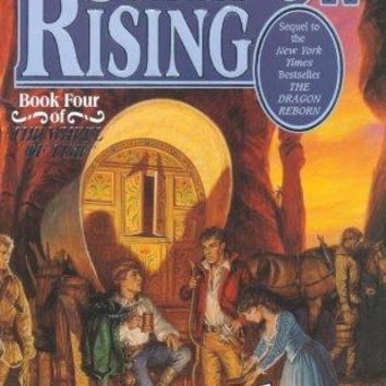 The Shadow Rising Wheel of Time, Book 4