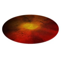 Star Spectrum Cutting Board
