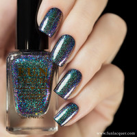 F.U.N Lacquer - Edgy Holo