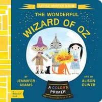 The Wonderful Wizard of Oz Infant Book