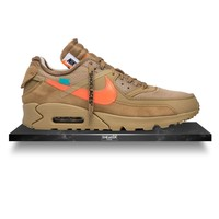Nike x Off-White Air Max 90 'Desert Ore'