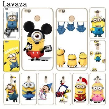 Lavaza Despicable Me Minions Hard Phone Case for Xiaomi Redmi 4A