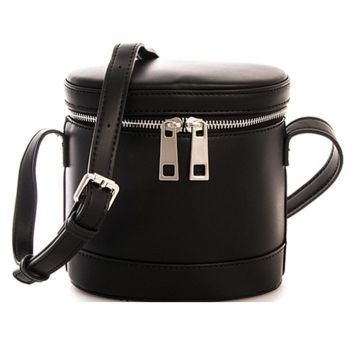 Sideshow Shoulder Bag in Black