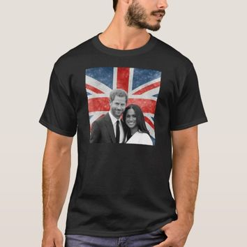 Prince Harry and Meghan Markle T-Shirt