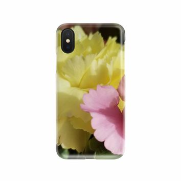 Pink & Yellow Flower Phone Case