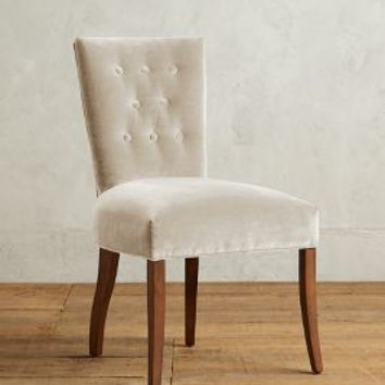 Velvet Abner Dining Chair by Anthropologie