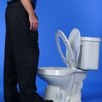 FLIPPER - the Most Reliable and Inexpensive Toilet Seat Lifter