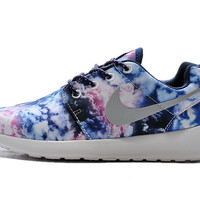 Smoke Camo Nike Roshe Running Shoes