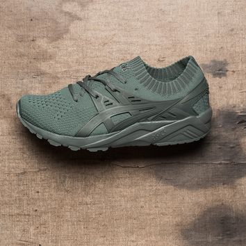 AA SPBEST Asics Gel-Kayano Trainer Knit - Agave Green/Agave Green