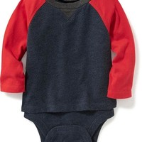 2-in-1 Color-Block Bodysuit for Baby | Old Navy