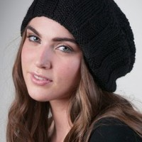 The Mixki | Classic Slouch Alpaca Hat