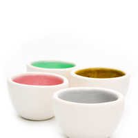 Stacking Thimble Bowl Set