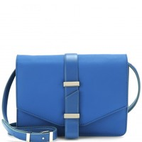 MINI SATCHEL LEATHER SHOULDER BAG