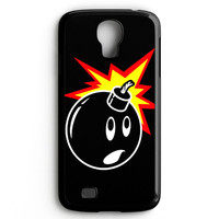 The Hundreds Bomb Logo Clothing Samsung Galaxy S4 Case