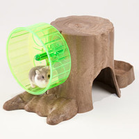 Kaytee Small Tree of Life Cage Accessory for Hamsters, Gerbils, or Mice