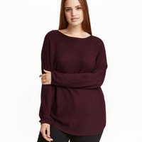 H&M+ Fine-knit Sweater - from H&M