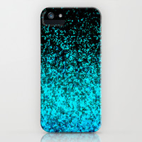 Glitter Dust Background G162 iPhone & iPod Case by MedusArt